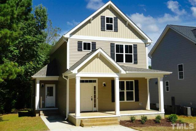 109 Cottage Court, Youngsville, NC 27596 (#2208164) :: The Jim Allen Group