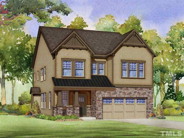 125 Ainsdale Place, Holly Springs, NC 27540 (#2208178) :: The Abshure Realty Group