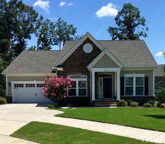 1317 Endgame Court, Wake Forest, NC 27587 (#2208191) :: The Jim Allen Group