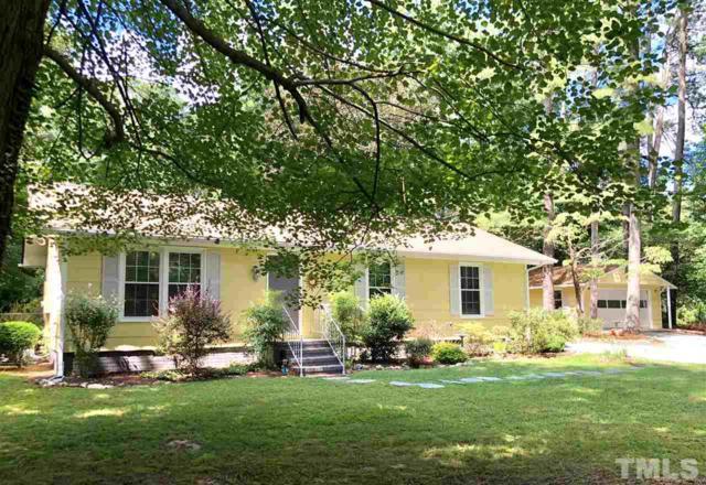 8 White Oak Trail, Chapel Hill, NC 27516 (#2208218) :: Rachel Kendall Team