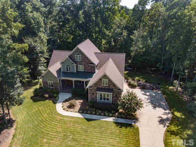 925 Edgewater Drive, Garner, NC 27529 (#2208224) :: The Perry Group