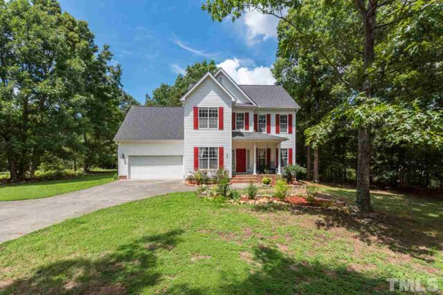 250 Longwood Drive, Youngsville, NC 27596 (#2208234) :: Raleigh Cary Realty