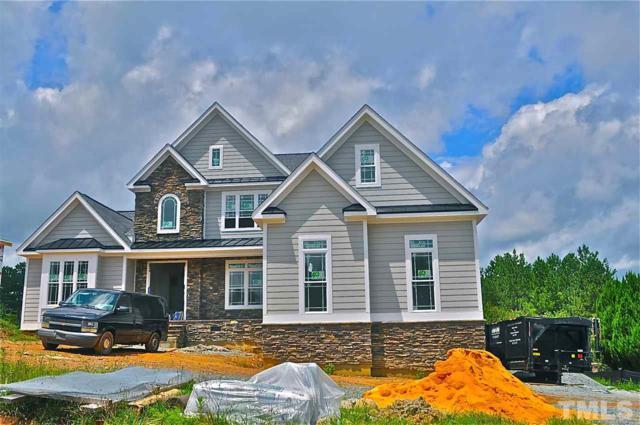 766 Chapel Ridge Drive, Pittsboro, NC 27312 (#2208250) :: The Jim Allen Group