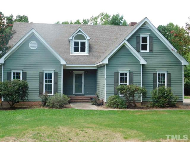 2605 Huntdale Trail, Zebulon, NC 27597 (#2208260) :: Rachel Kendall Team