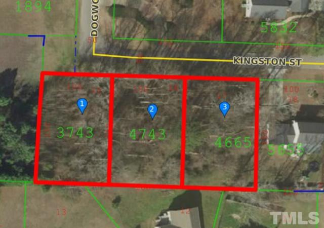 Lots 15,16&17 Kingston Street, Pine Level, NC 27568 (#2208283) :: The Jim Allen Group