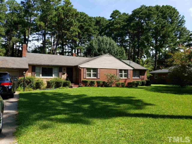 2704 Winstead Road, Rocky Mount, NC 27804 (#2208288) :: Raleigh Cary Realty
