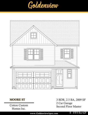 702 Goldenview Acres Court, Apex, NC 27502 (#2208321) :: Rachel Kendall Team