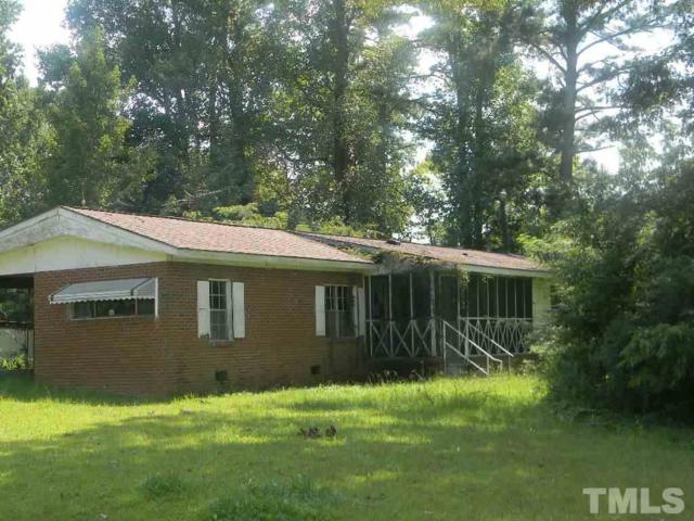 10777 W Old Spring Hope Road, Nashville, NC 27882 (#2208339) :: Better Homes & Gardens   Go Realty