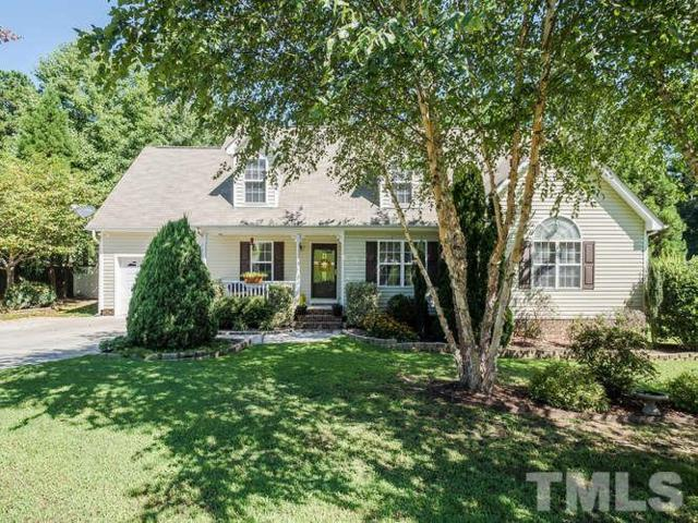 435 Eagle Stone Ridge, Youngsville, NC 27596 (#2208350) :: The Perry Group