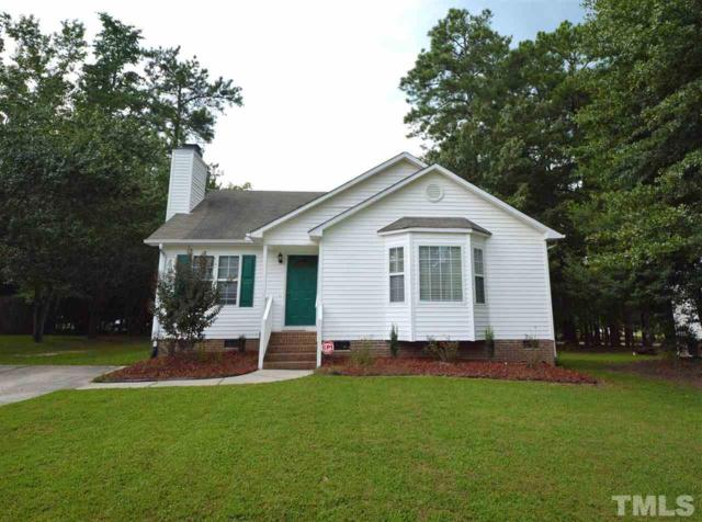 200 Garrison Avenue, Clayton, NC 27520 (#2208431) :: Raleigh Cary Realty