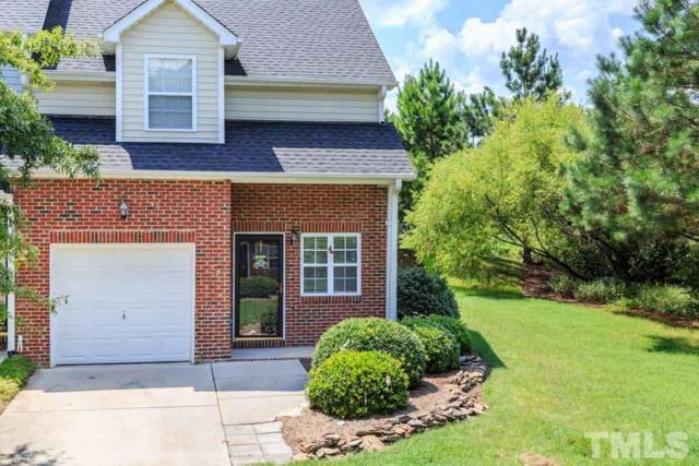 285 Plaza Drive H, Chapel Hill, NC 27517 (#2208435) :: The Abshure Realty Group