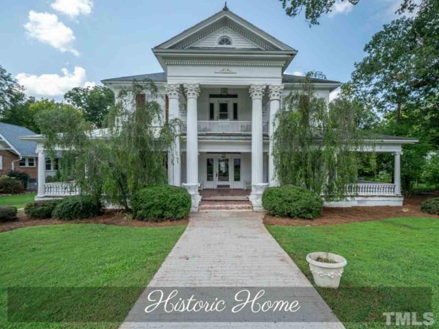 211 E Nash Street, Spring Hope, NC 27882 (#2208447) :: Better Homes & Gardens | Go Realty