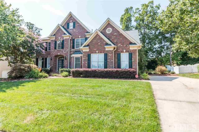 9101 Winged Thistle Court, Raleigh, NC 27617 (#2208510) :: Rachel Kendall Team