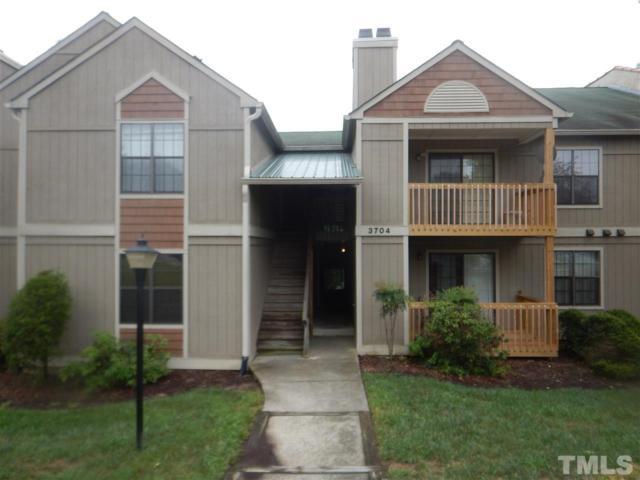 3704 Chimney Ridge Place #207, Durham, NC 27713 (#2208515) :: Better Homes & Gardens | Go Realty