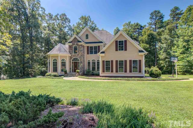 105 Fellowship Lane, Rougemont, NC 27572 (#2208553) :: The Perry Group