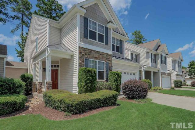 104 Meeting Hall Drive, Morrisville, NC 27560 (#2208565) :: The Abshure Realty Group