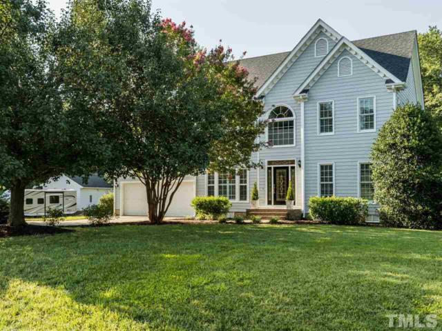 4645 Grayling Drive, Apex, NC 27539 (#2208570) :: The Jim Allen Group