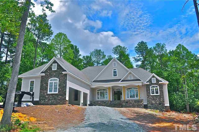 121 Chapel Ridge Drive, Pittsboro, NC 27312 (#2208587) :: The Jim Allen Group