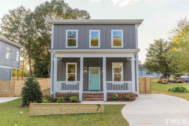 7 Hill Street, Raleigh, NC 27610 (#2208595) :: The Perry Group