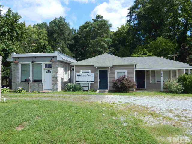 1020 Us 70A Highway, Hillsborough, NC 27278 (#2208606) :: Better Homes & Gardens | Go Realty