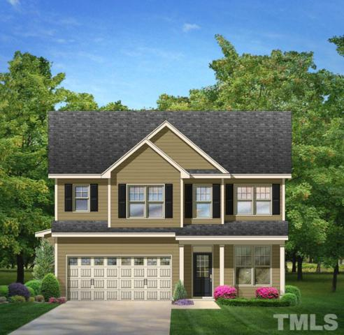 78 N Skymont Drive #126, Clayton, NC 27527 (#2208621) :: The Abshure Realty Group