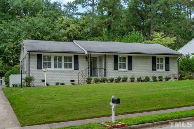 4301 Yadkin Drive, Raleigh, NC 27609 (#2208678) :: Raleigh Cary Realty
