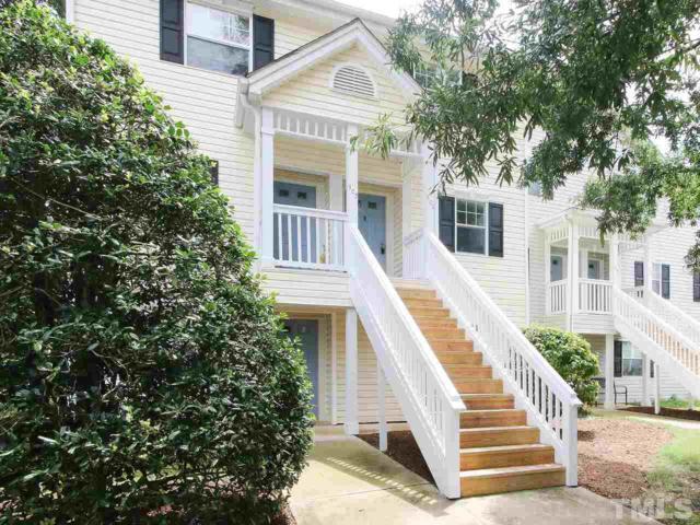 105 Kingsbury Drive #105, Chapel Hill, NC 27514 (#2208689) :: The Jim Allen Group
