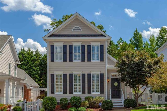 117 Kingsport Road, Holly Springs, NC 27540 (#2208698) :: Raleigh Cary Realty
