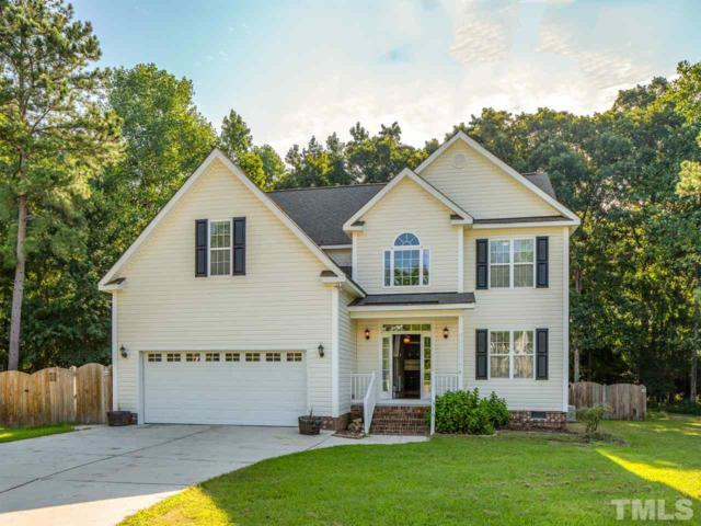 376 Bess Drive, Clayton, NC 27520 (#2208703) :: Raleigh Cary Realty