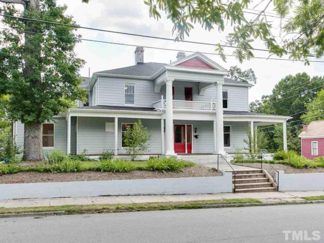 311 Oakwood Avenue, Durham, NC 27701 (#2208718) :: The Perry Group