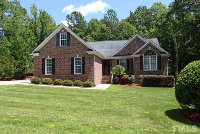 2030 Lonesome Dove Drive, Franklinton, NC 27525 (#2208756) :: Rachel Kendall Team