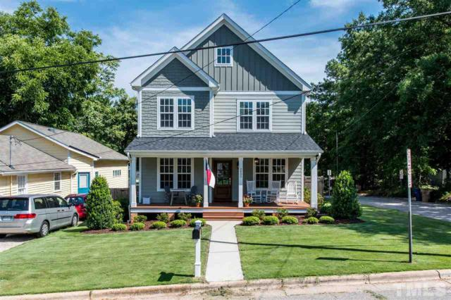 2402 Bedford Avenue, Raleigh, NC 27607 (#2208758) :: The Jim Allen Group