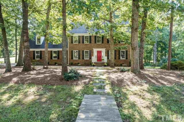 8520 Seagate Drive, Raleigh, NC 27615 (#2208780) :: The Jim Allen Group
