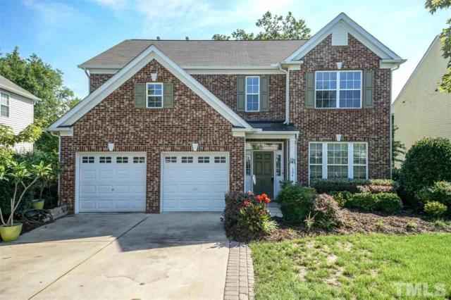 304 Hinton View Lane, Knightdale, NC 27545 (#2208813) :: The Jim Allen Group
