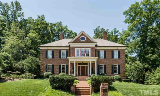 411 Marlowe Road, Raleigh, NC 27609 (#2208839) :: Marti Hampton Team - Re/Max One Realty