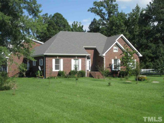 5258 Lower Moncure Road, Sanford, NC 27330 (#2208849) :: The Jim Allen Group