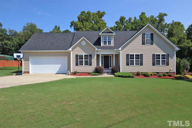 241 Bridle Drive, Angier, NC 27501 (#2208858) :: The Abshure Realty Group