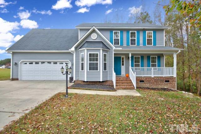 213 Lee Trace Drive, Smithfield, NC 27577 (#2208890) :: The Perry Group