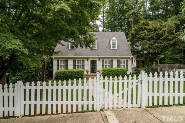 924 Northbrook Drive, Raleigh, NC 27609 (#2208954) :: The Jim Allen Group