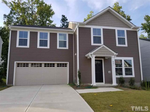 861 Garrison Avenue, Clayton, NC 27520 (#2208962) :: The Jim Allen Group