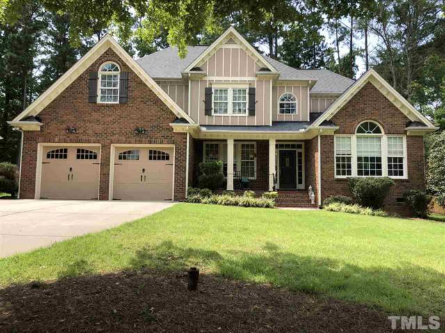 112 Branchside Lane, Holly Springs, NC 27540 (#2209002) :: The Jim Allen Group