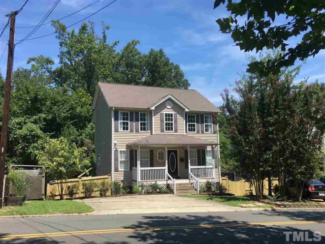 607 Dupree Street, Durham, NC 27701 (#2209075) :: The Jim Allen Group