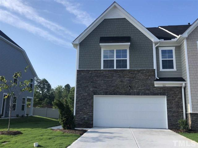 841 Salem Pointe Place, Apex, NC 27523 (#2209083) :: The Abshure Realty Group