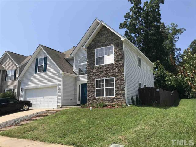 204 Pyracantha Place, Holly Springs, NC 27540 (#2209106) :: The Jim Allen Group