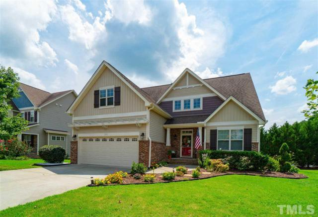 252 Plantation Drive, Youngsville, NC 27596 (#2209111) :: The Jim Allen Group