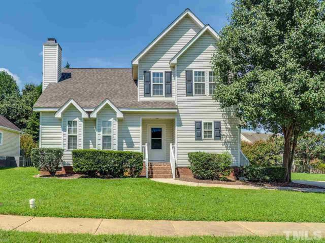 105 Blooming Meadows Road, Holly Springs, NC 27540 (#2209121) :: The Abshure Realty Group