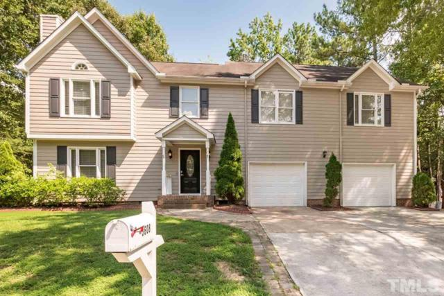 3608 Singleleaf Lane, Raleigh, NC 27616 (#2209124) :: The Abshure Realty Group