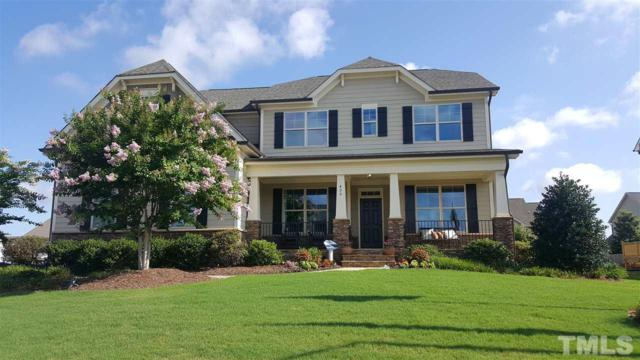 400 Granite Saddle Drive, Rolesville, NC 27571 (#2209163) :: The Jim Allen Group