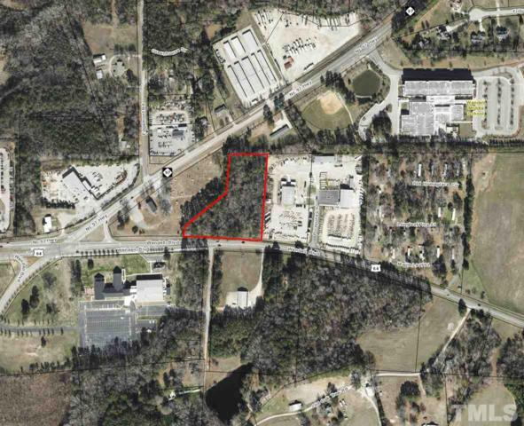 1851 Wendell Boulevard, Wendell, NC 27591 (#2209263) :: The Jim Allen Group