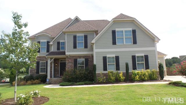 5305 Credence Drive, Holly Springs, NC 27540 (#2209294) :: Rachel Kendall Team